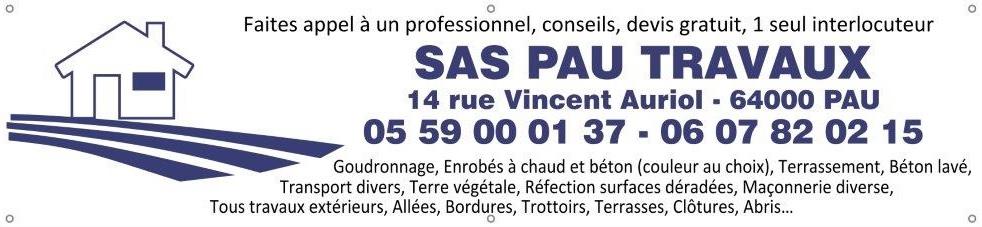 CAAP 64 - SAS PAU TRAVAUX - 280716