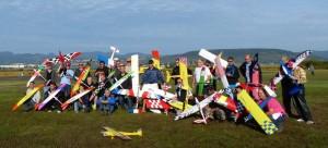 Championnat de France Racers 2017, Gerzat, 6